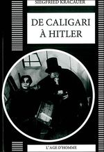 Couverture De Caligari à Hitler