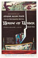 Affiche La Chute de la maison Usher