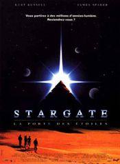 Affiche Stargate : La Porte des étoiles