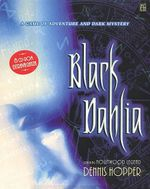Jaquette Black Dahlia
