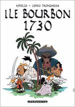 Couverture Île Bourbon 1730