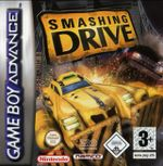 Jaquette Smashing Drive