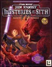 Jaquette Star Wars : Jedi Knight - Mysteries of the Sith