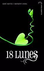 Couverture 18 Lunes - Le Livre des lunes, tome 3