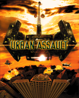 Jaquette Urban Assault
