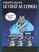 Couverture Le Chat au Congo - Le Chat, tome 5