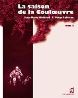 Couverture La Saison de la Couloeuvre, tome 2