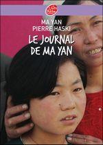 Couverture Le journal de Ma Yan