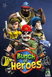 Jaquette Bunch of Heroes