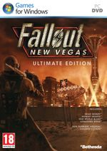 Jaquette Fallout : New Vegas - Ultimate Edition