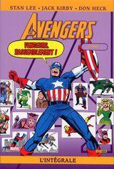 Couverture 1965 - The Avengers : L'Intégrale, tome 2