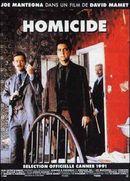 Affiche Homicide