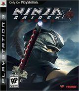 Jaquette Ninja Gaiden Sigma 2