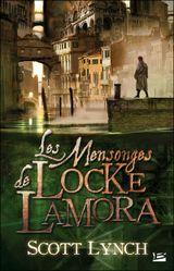 Couverture Les Mensonges de Locke Lamora