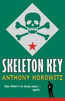 Couverture Skeleton Key - Alex Rider, tome 3