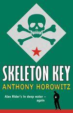 Couverture Skeleton Key - Alex Rider, tome 3