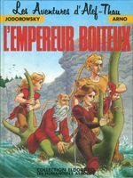 Couverture L'Empereur boiteux - Les Aventures d'Alef-Thau, tome 5