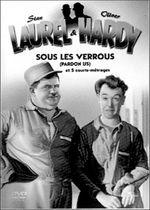 Affiche Laurel et Hardy - sous les verrous