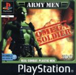 Jaquette Army Men : Omega Soldier