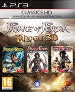 Jaquette Prince of Persia Trilogy 3D