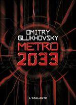 Couverture Metro 2033