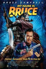 Affiche My Name is Bruce