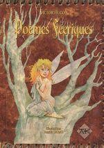 Couverture Poèmes féeriques de Victor Hugo