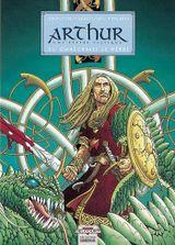 Couverture Gwalchmei le héros - Arthur, tome 3