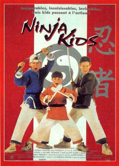 Ninja Kids (4 Films)