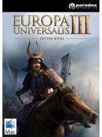 Jaquette Europa Universalis III : Divine Wind