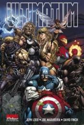 Couverture Ultimatum (Marvel Deluxe)