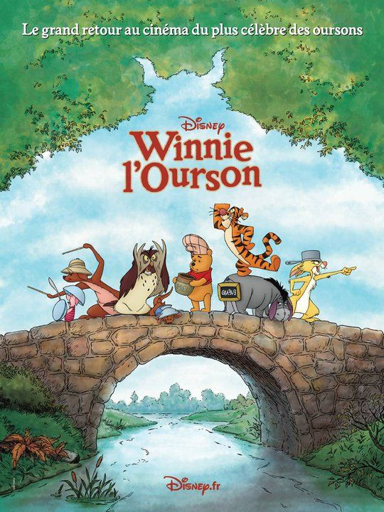 Winnie l 39 ourson long m trage d 39 animation 2011 for Piscine winnie l ourson