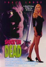 Affiche Shock 'Em Dead