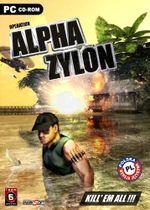 Jaquette Alpha Zylon