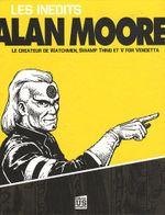 Couverture Les Inédits d'Alan Moore