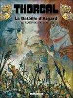 Couverture La Bataille d'Asgard - Thorgal, tome 32
