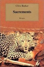 Couverture Sacrements