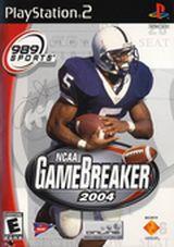 Jaquette NCAA GameBreaker 2004