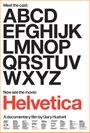 Affiche Helvetica