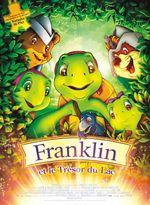 Affiche Franklin et le Trésor du lac
