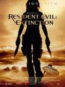 Affiche Resident Evil : Extinction