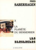 Couverture La Planète du Berserker