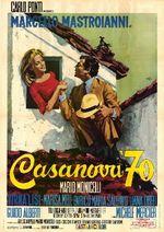 Affiche Casanova 70