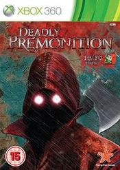 Jaquette Deadly Premonition