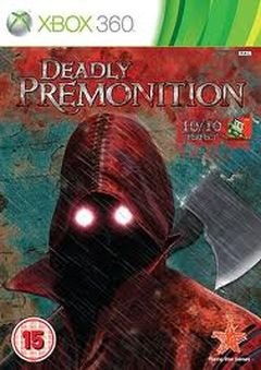 Jaquette Deadly Premonition