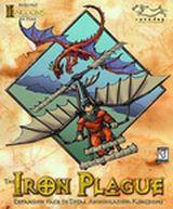 Jaquette The Iron Plague