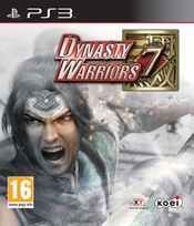Jaquette Dynasty Warriors 7