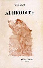 Couverture Aphrodite