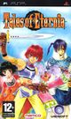Jaquette Tales of Eternia (PSP version)