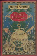 Couverture Mistress Branican